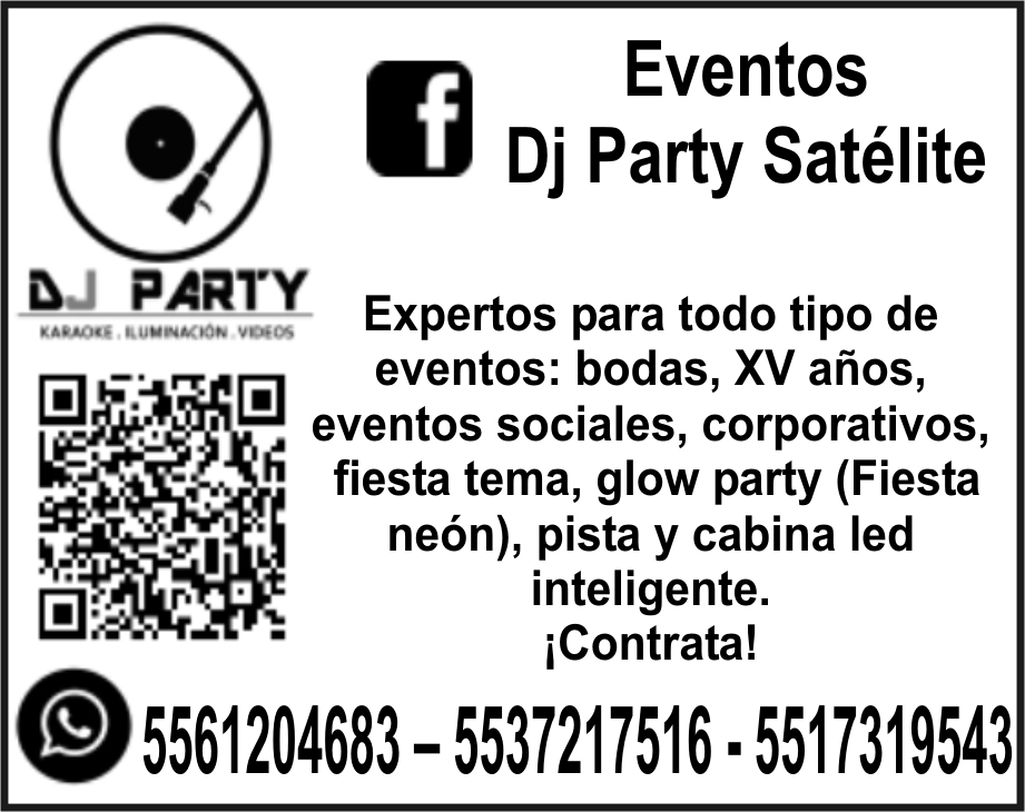 EVENTOS DJ PARTY