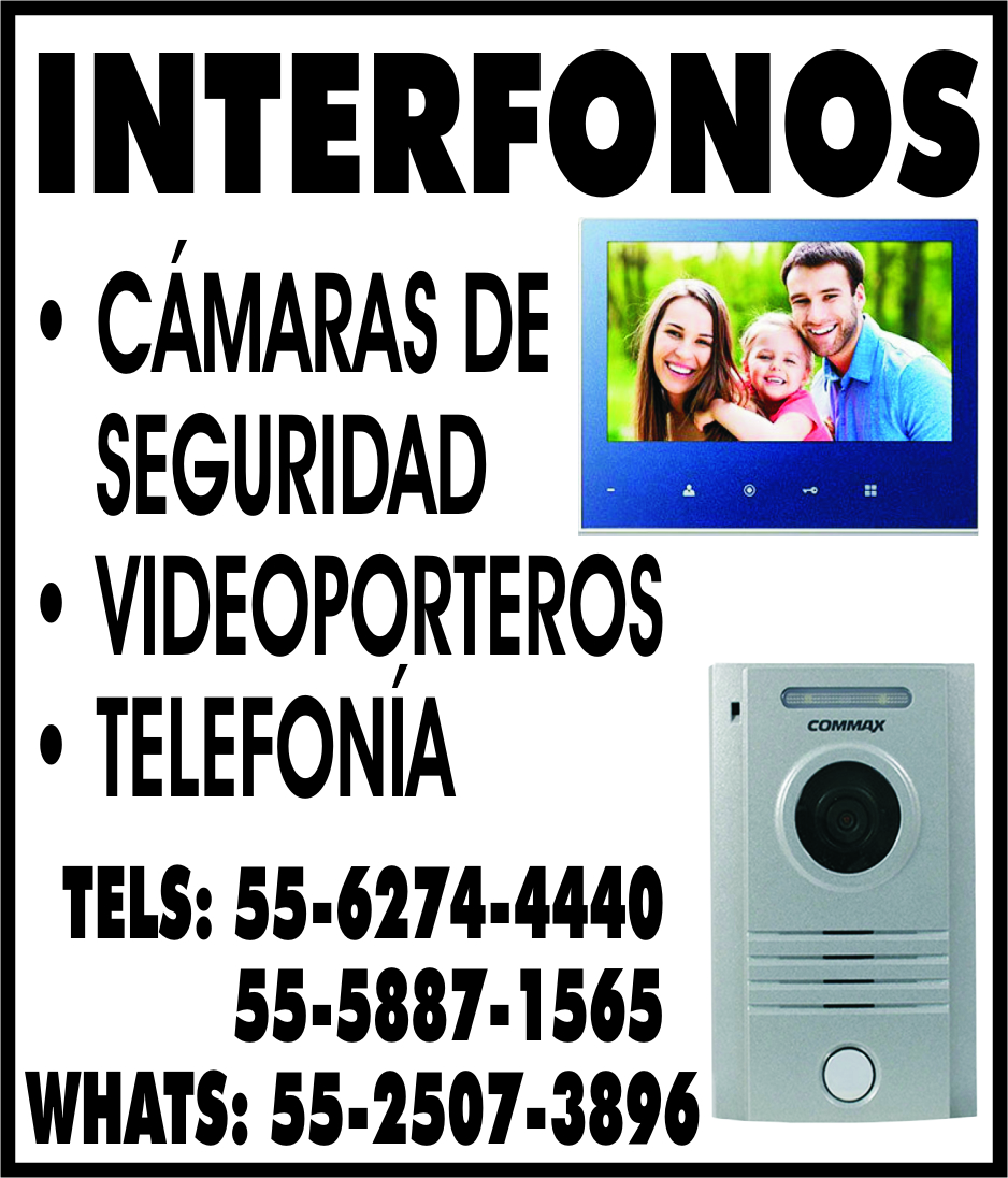 INTERFONOS